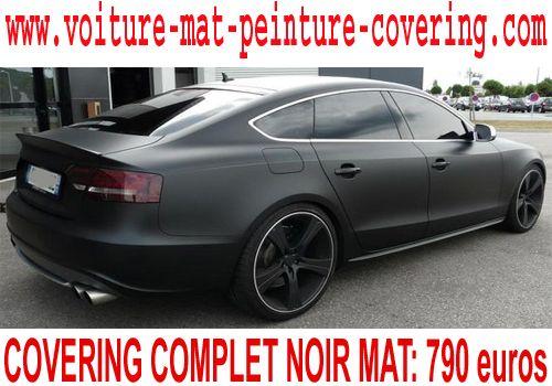 covering noir mat auto page 7. Black Bedroom Furniture Sets. Home Design Ideas