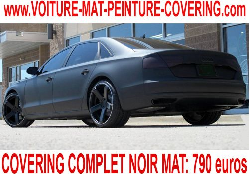 covering noir mat auto page 5. Black Bedroom Furniture Sets. Home Design Ideas